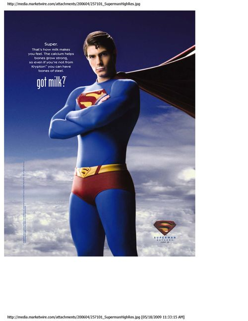 Superman_gotmilk